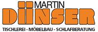 Tischlerei Martin Dünser Logo